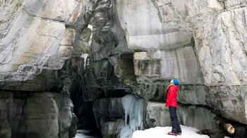 Maligne Canyon Icewalking Tour