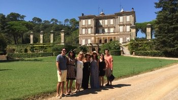 Full-Day Small-Group Winetasting Tour in Provence