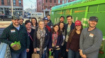 Brewery & Distillery Bus Tour