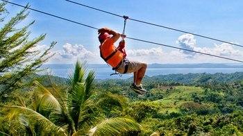 Samana Peninsula Zip line Adventure