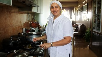 Traditional Parsi Meal with Mahrukh