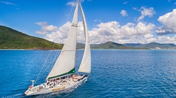 3-Day Sailing & Snorkeling Adventure on an 82-Foot Racing Yacht