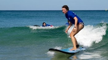 Half-Day Learn to Surf Adventure