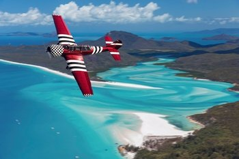 Whitehaven Beach Tactical Recon Mission