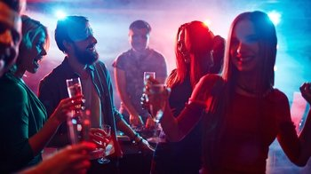 Copenhagen Night-life Pub Crawl with VIP Entry