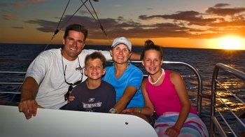 Na Pali Coast Sunset Dinner Cruise