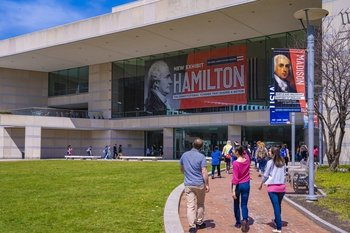 Admission to the National Constitution Center