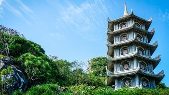 Half-Day Tour of Da Nang, Marble Mountains & Son Tra Peninsula