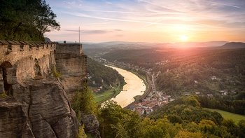Small-Group Day Trip to Saxon Switzerland National Park