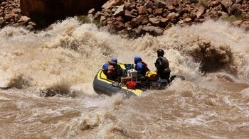 2-Day Whitewater Rafting Expedition in Cataract Canyon
