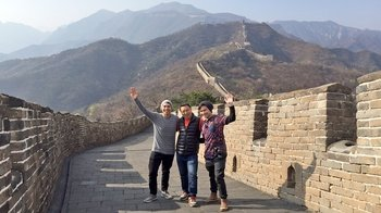 Private Airport Layover Tour to the Great Wall at Mutianyu