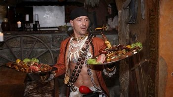 Mediaeval Dinner with Drinks & a Live Show