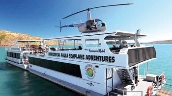 Half-Day Luxury Horizontal Falls Seaplane & Fast Boat Tour
