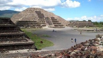 Teotihuacan on Your Own Self-Guided Tour