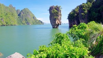 Soi Dog Foundation, Monkey Cave & Phang Nga Bay Long-Tail Boat Experience