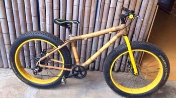 Bamboo Bicycle Building Workshop