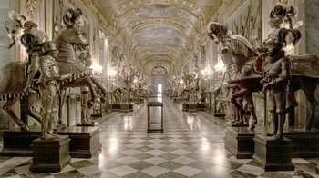 Small-Group Guided Royal Palace of Turin Tour