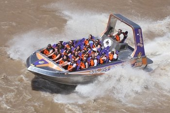 Colorado River Spin & Splash Jet Boat Tour