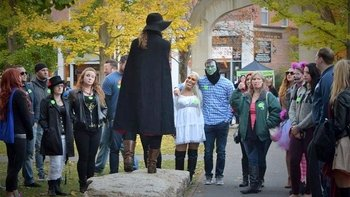Guided Evening Salem Ghost Tour