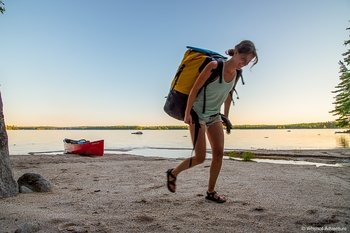 Guided Canoe Adventure & Overnight Camping in Kejimkujik National Park