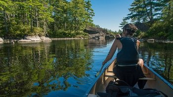 4-Day Guided Canoe Adventure of Kejimkujik National Park