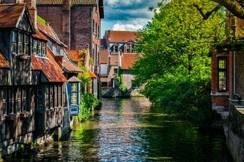 Self-Guided Tour of Bruges
