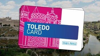 Toledo Sightseeing Day Pass with High-Speed Train from Madrid