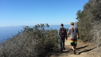 Guided Hiking Tour in Laguna Beach
