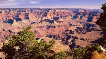 Full-Day Guided Grand Canyon Tour to Saddle Mountain Viewpoint