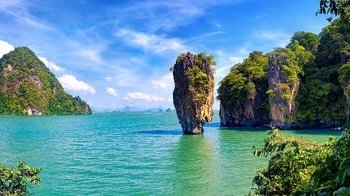 James Bond Island & Phang Nga Bay Day Trip Kayak and Snorkelling