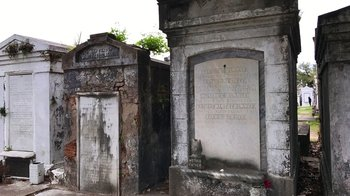Guided Lafayette Cemetery History Tour