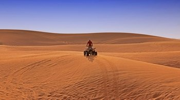 Half-Day Desert Dunes ATV Self-Guided Tour