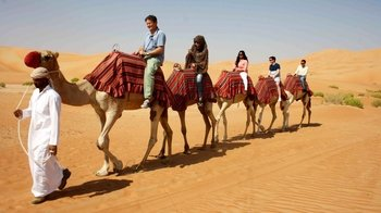 Half-Day Camel Riding Experience