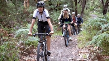 Tomaree National Park & Coastal Mountain Biking Adventure