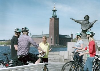 Guided Bike Tour of Stockholm