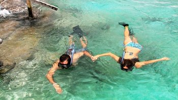 Discover Mexico Park Admission with Joy of Chocolate Tour & Snorkelling
