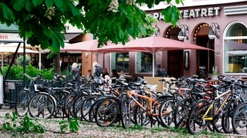 Alternative Oslo Bike Tour by the Akerselva River