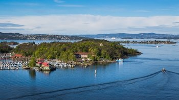 Half-Day Oslofjord Island-Hopping Tour