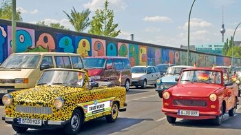 Drive-Your-Own-Trabi Berlin Tour