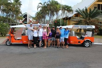 Private Half-Day Electric Tuk Tuk Tour with Personalised Itinerary