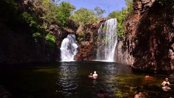 Full-Day Guided Tour of Litchfield National Park with Crocodile Cruise