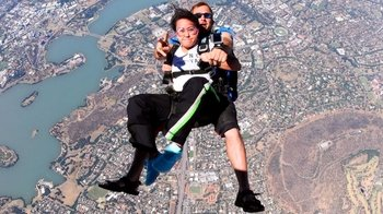 Canberra Tandem Skydiving Experience