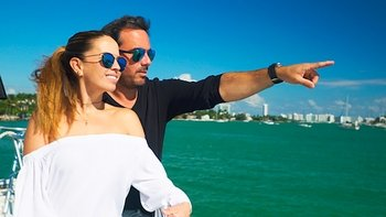 Sightseeing Cruise in Biscayne Bay Tour