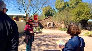 Guided Turquoise Trail Walking Tour with Museum Admission