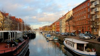Guided Walking Tour of the Christianshavn District