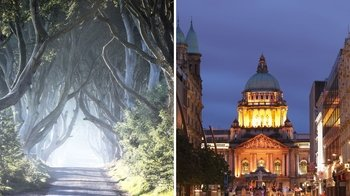 Combo Package: Game of Thrones Tour & Hop-On-Hop-Off City Bus Tour