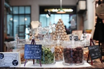 Small-Group Historic Market Food Tour in Le Marais