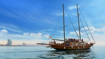 Sailing Experience on board a Turkish Wooden Gulet