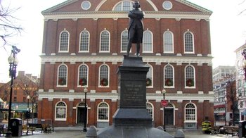 Freedom Trail History & Architecture Walking Tour