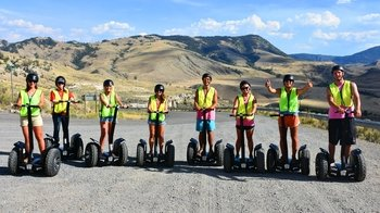 Bear Creek Segway Tour